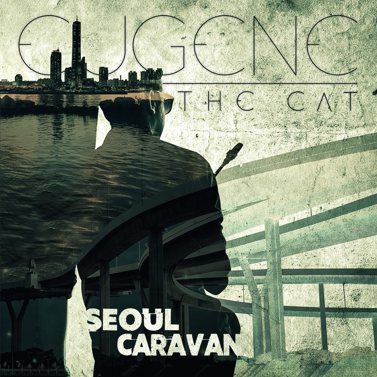 Cover Eugene The Cat - Seoul Caravan EP