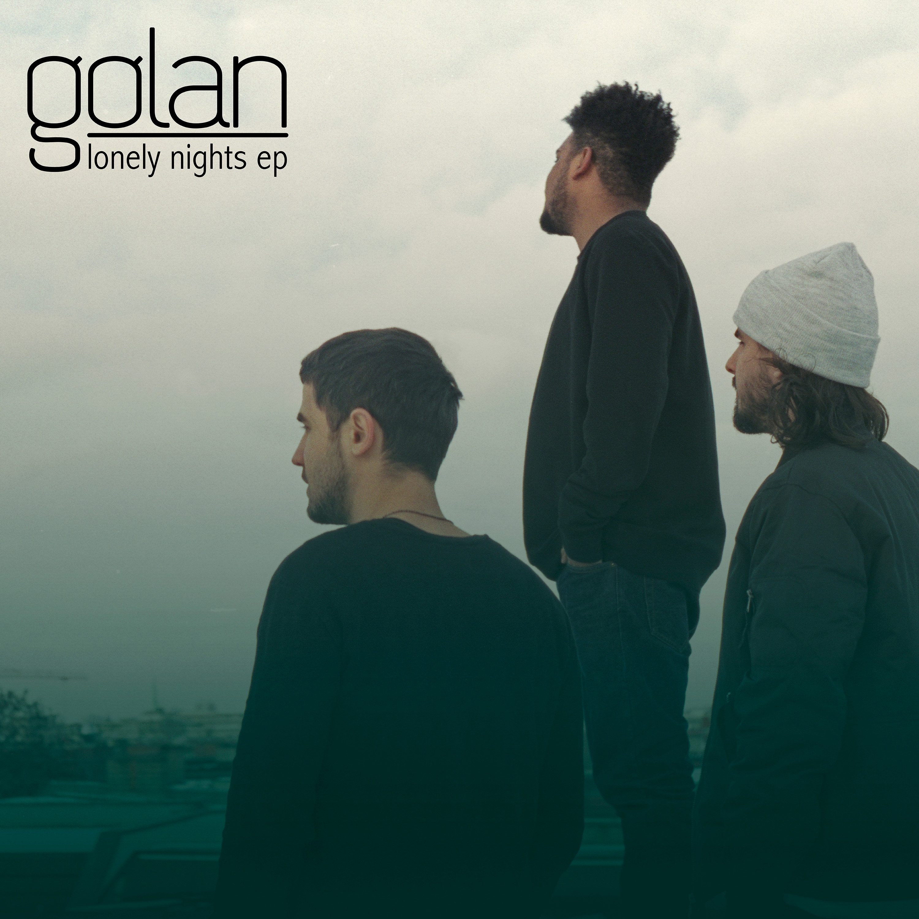 Cover Golan - Lonely Nights EP